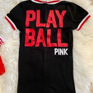 Victoria Secret Cincinnati Reds shirts